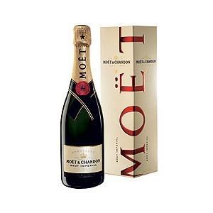 Moët & Chandon Brut Impérial in luxe verpakking