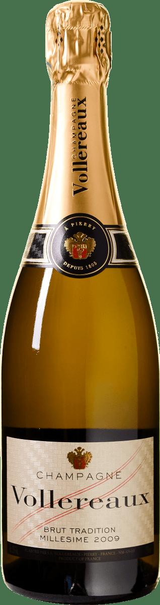 Vollereaux 'Cuvée Tradition' Vintage Champagne Brut