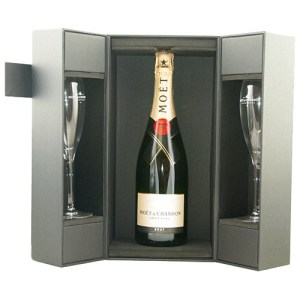 Moët & Chandon luxe cadeau box