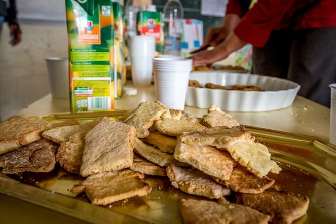Délicieux gâteaux réalisés par les enfants