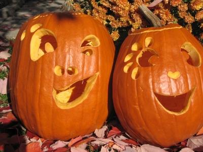 citrouilles-souriantes-avez-decore-jardin-halloween_474612