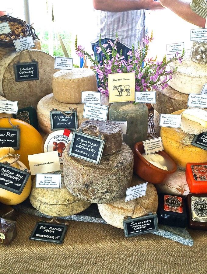 Vermont Cheese, Please