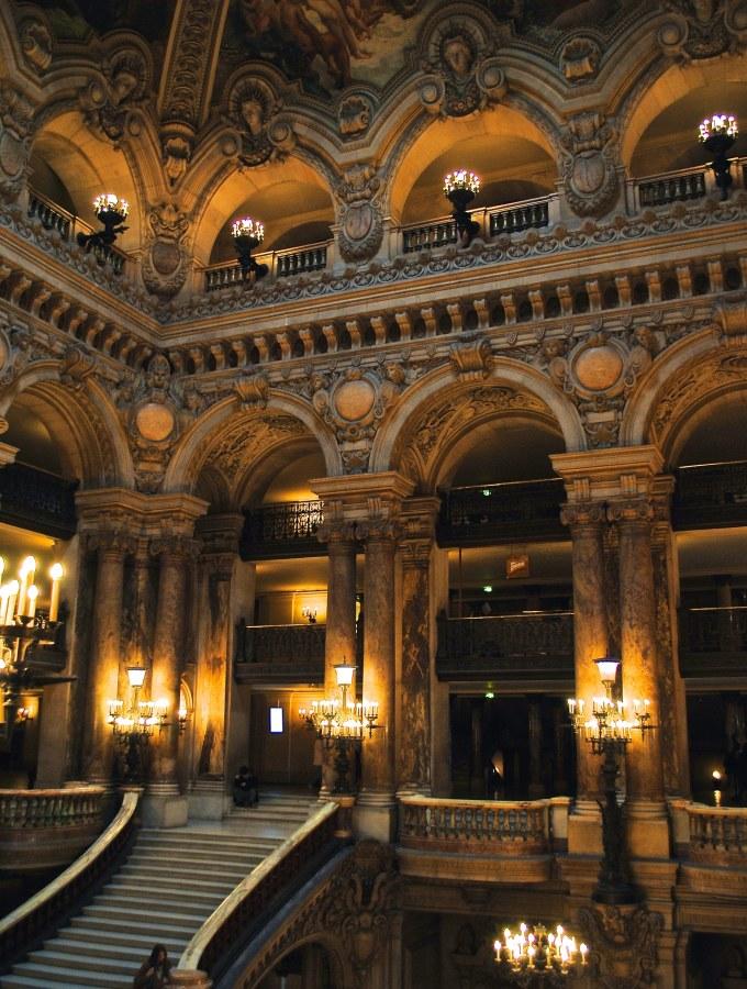 Notre Dame & Opéra de Paris