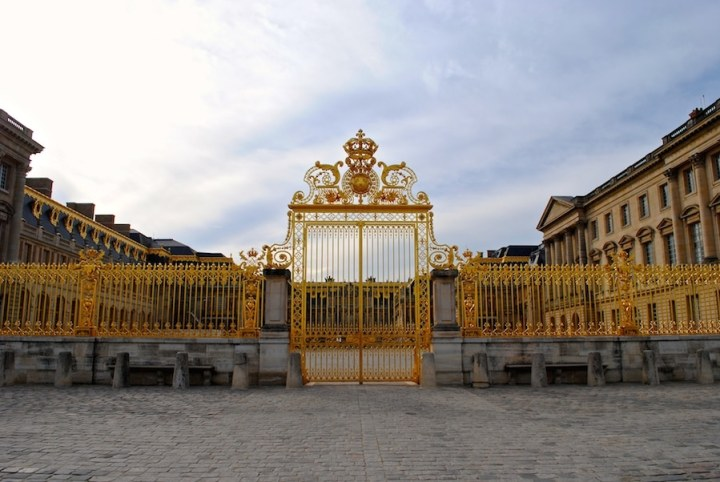 palace of versailles, France