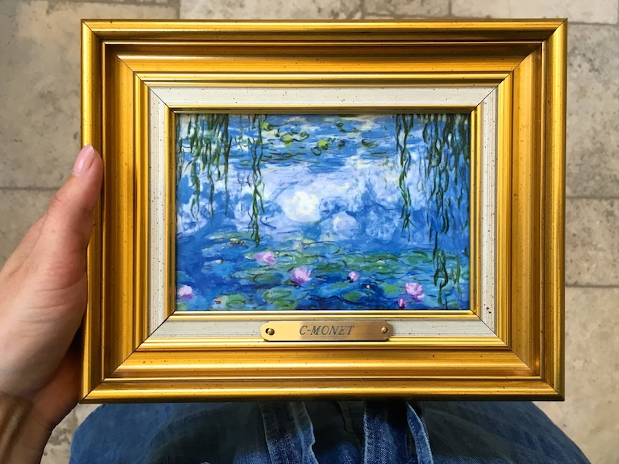 House of Claude Monet, France