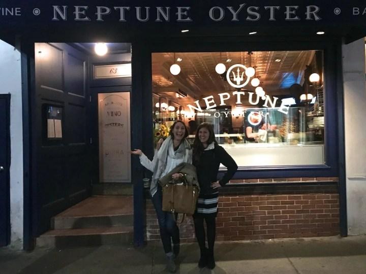 Five Best Bites in Boston - Neptune Oyster
