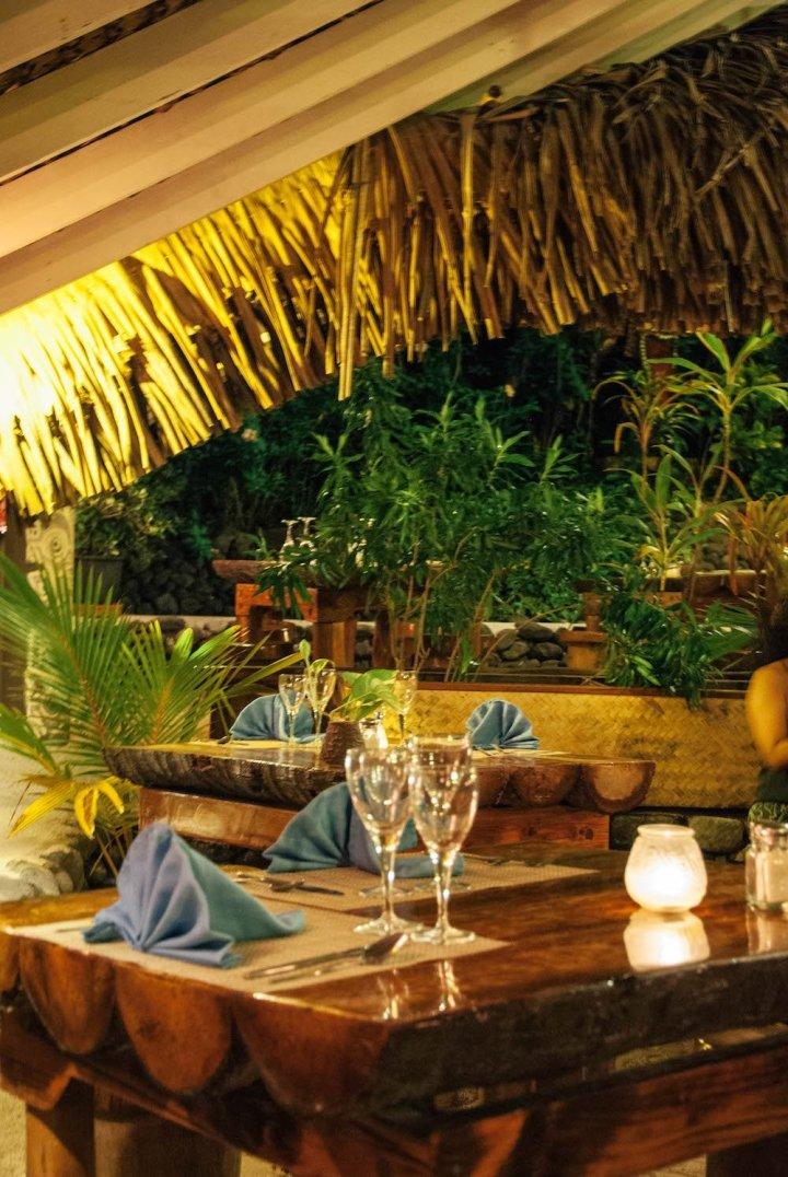 Best Bites in Bora Bora - Bloody Mary's