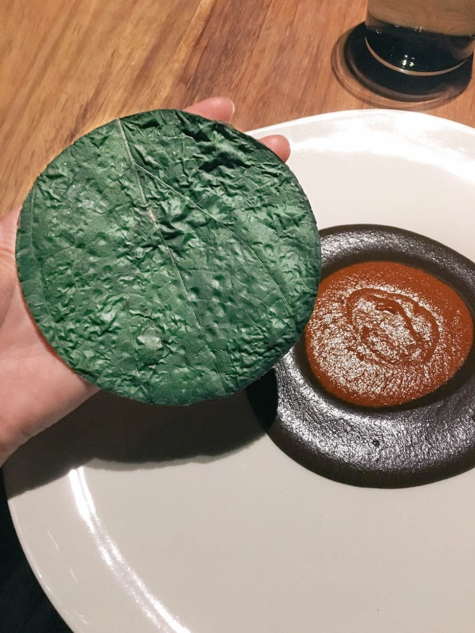 Mole at Pujol, Mexico City