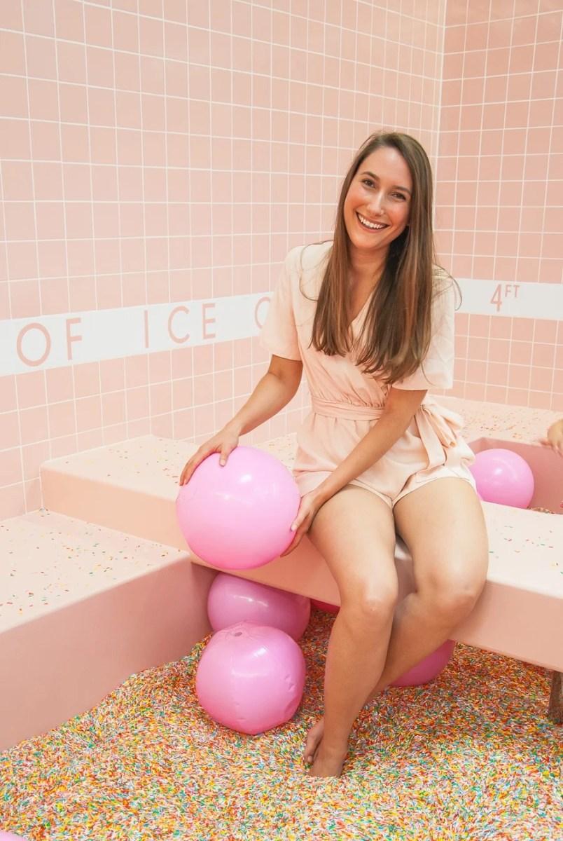 Museum of Ice Cream, Los Angeles