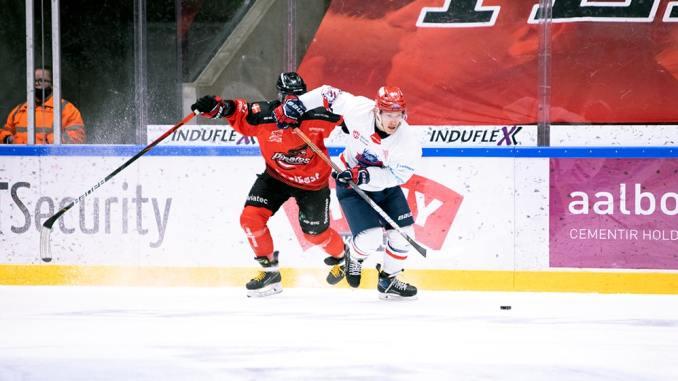 Shane Hanna Rungsted Ishockey