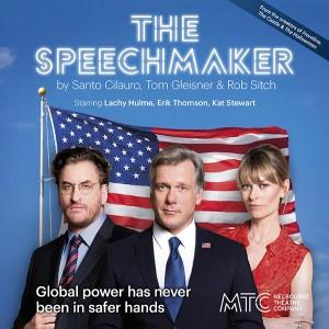The Speechmaker poster