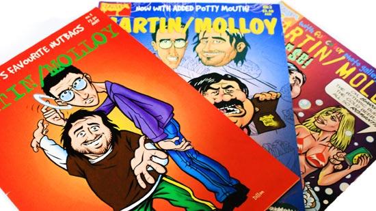 Comics based on Comics.