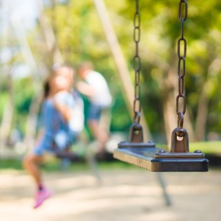 Park swing image