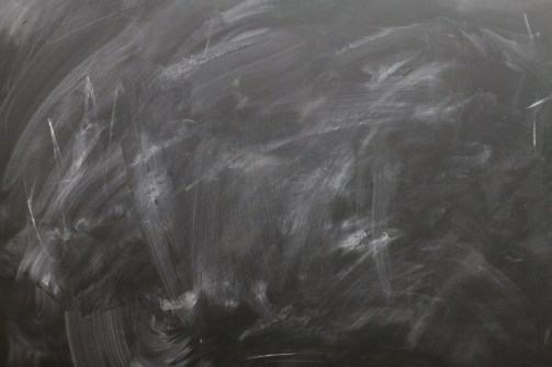 board-blackboard-empty-slate-school-chalk-leave