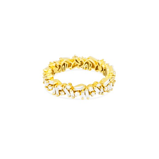 SUZANNE KALAN - ICON ETERNITY BAND 18kt YELLOW GOLD