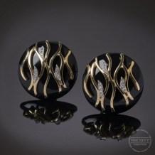 Fiamma Earrings (O)