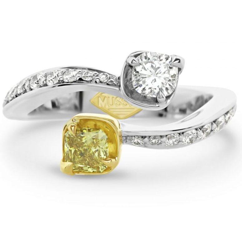 MUSSON - PARADISE DIAMOND RING