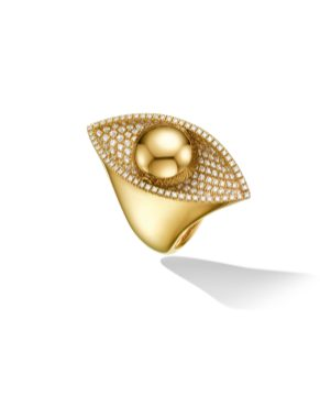 CADAR - REFLECTIONS COCKTAIL RING