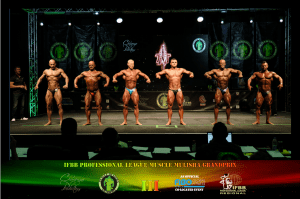 Bodybuilding Heavyweight Up to 102kg