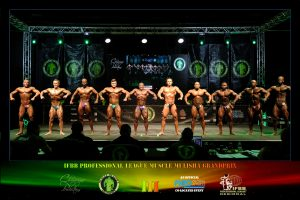 Bodybuilding Light Heavyweight Up to 90kg