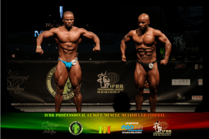 MMGPIII Bodybuilding Lightweight Up to 70kg