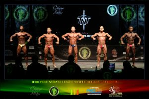 Bodybuilding Middleweight Up to 80kg