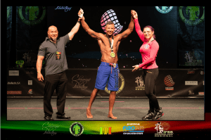 Men's Physique Masters 40+ Awards
