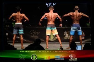 MMGPIII Men's Physique Overall