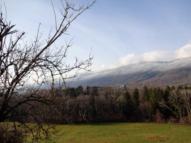Jura ridge