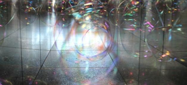 Infinite Bubbles Photo: Kath Fries