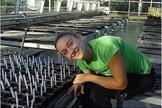 Monica Gagliano, plant acoustics researcher. CREDIT: University of Western Australia