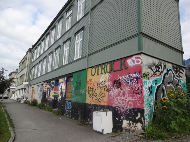 Alternative neighborhood, Trondheim, Norway Photo: PK Read