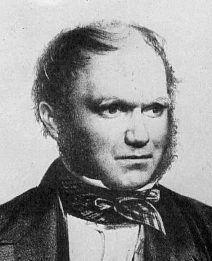 Charles Darwin (age 29)