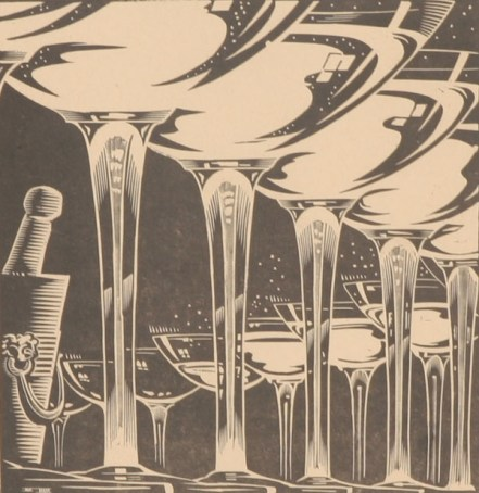 Champagne Glasses (1937) Source: Antique Helper