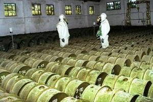 Syrian chemical weapons. Source: Military.com