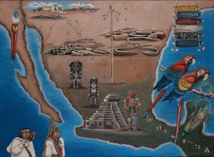 Counter-mapping, cartography, Zuni, Duane Dishta