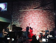 performing at All That Jazz in Seoul