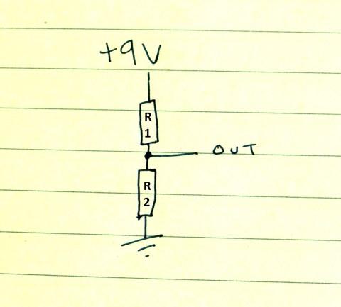 voltage-divider