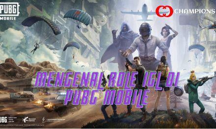 Mengenal Role In Game Leader (IGL) di PUBG Mobile
