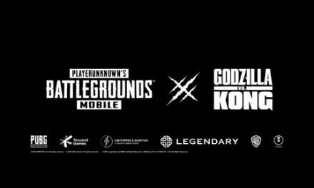 Kolaborasi PUBG Mobile x Godzilla vs Kong Terungkap