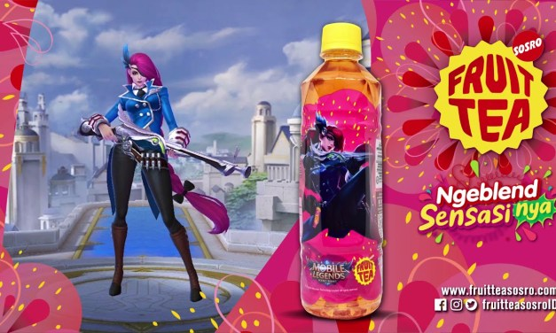 Kolaborasi Fruit Tea X Mobile Legends, Dapatkan Skin MLBB Gratis di Event Alfastar