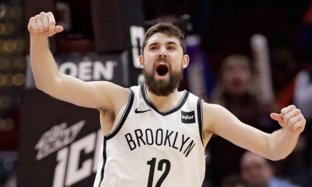 Profil Joe Harris Pemain Basket Andalan Brooklyn Nets