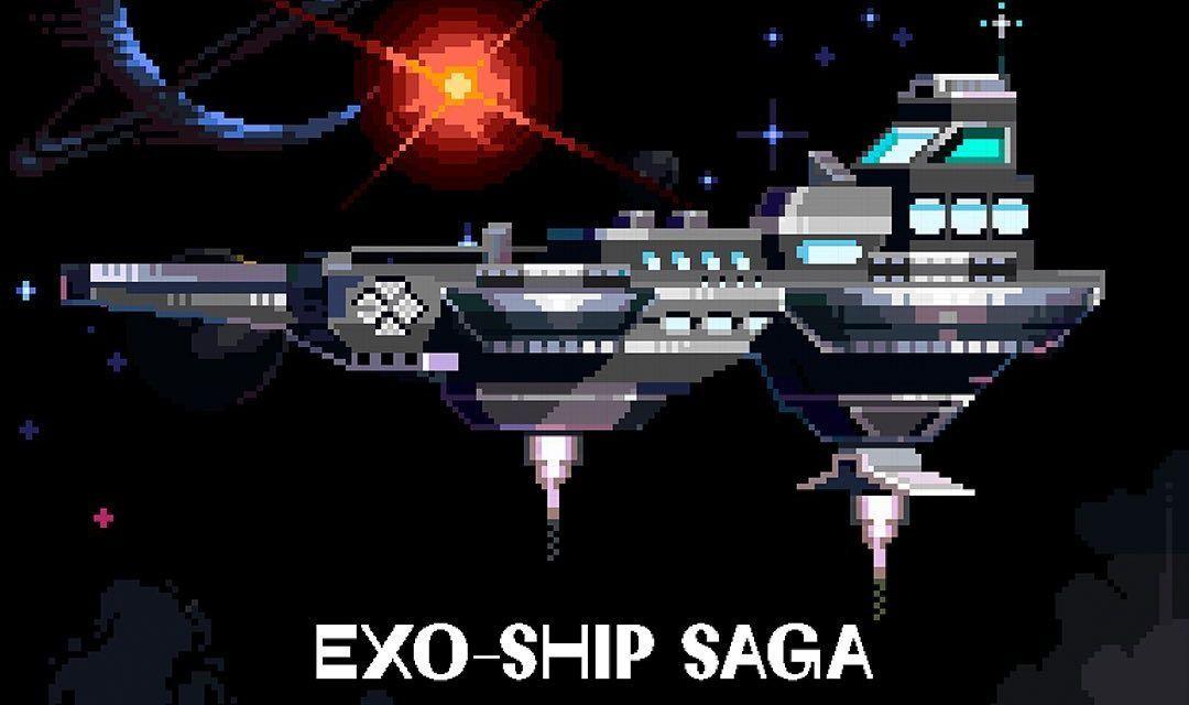 EXO Ship Saga Game Dirilis Sambut Album Baru