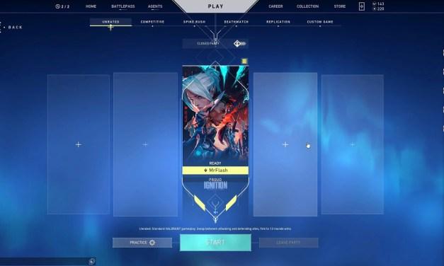 Ignition Player Card Valorant Diberikan Gratis Untuk Semua Pemain