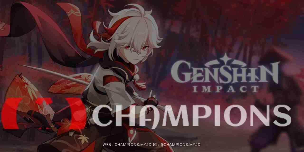 Build Kazuha Genshin Impact Terbaik 2021