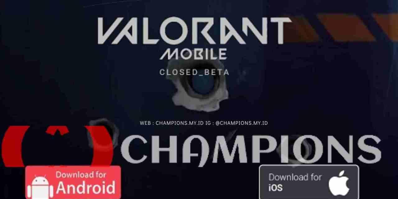 Situs Valorant Mobile Beta dot com Asli Atau Palsu?