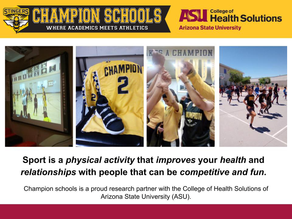 Champion Schools - Charter Schools in Phoenix, AZ and Maricopa County