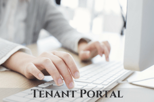 Tenant Portal for champions gate realestate