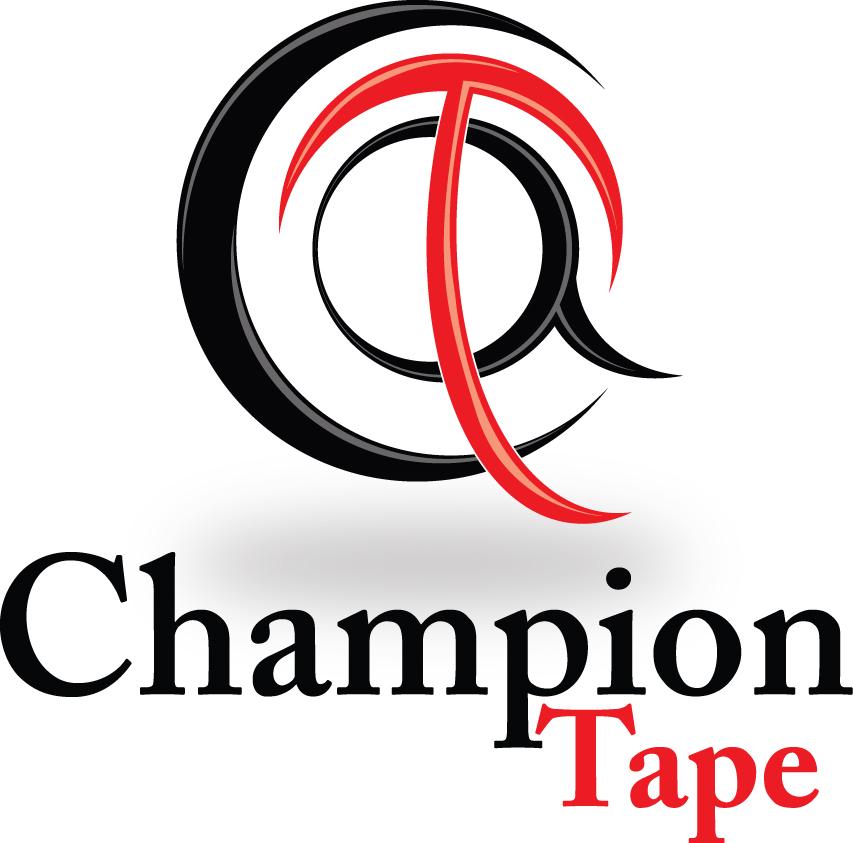 Champion Tape Serves You Better