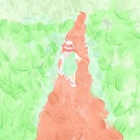 吹越 広彬, Fukikoshi Hiroaki, champs des lilas, シャンデリラ,三沢市,松園町,美容室,桜,趣味,落書き,お絵かき